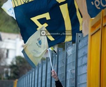 Campionato Eccellenza Girone A. Barano - Giugliano 1 - 4 foto Alessandro Ascione 177