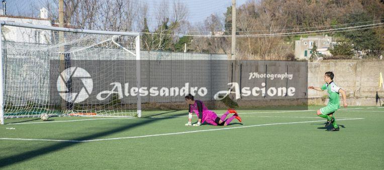 Campionato Eccellenza Girone A. Barano - Real Forio 0 - 2 foto Alessandro Ascione DSC_5113