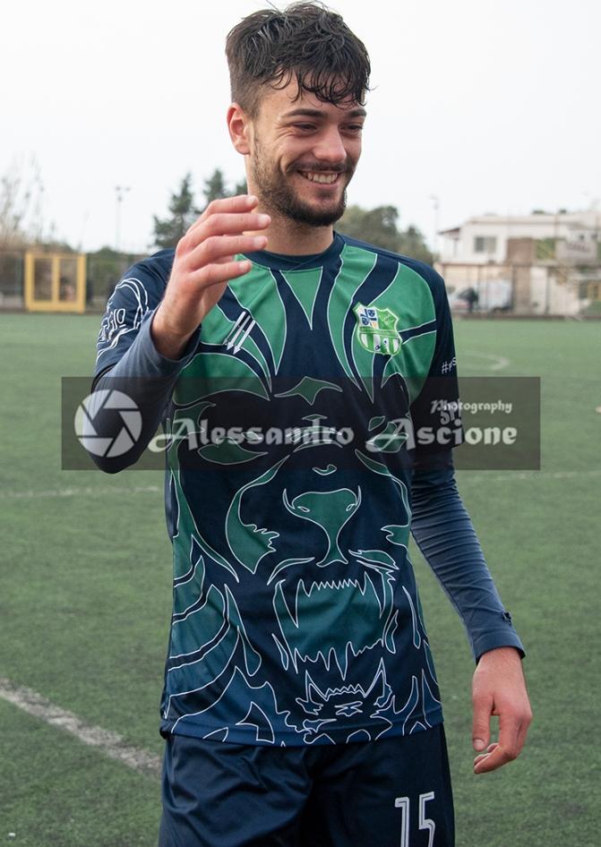 Real Forio vs Afro-Napoli United Campionato Eccellenza girone A foto di Alessandro Ascione 091
