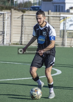 Campionato Eccellenza Girone A. Barano - Real Forio 0 - 2 foto Alessandro Ascione DSC_4890