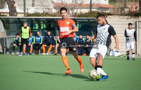 Campionato Eccellenza Girone A. Barano - Giugliano 1 - 4 foto Alessandro Ascione 042