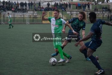 Real Forio vs Afro-Napoli United Campionato Eccellenza girone A foto di Alessandro Ascione 071