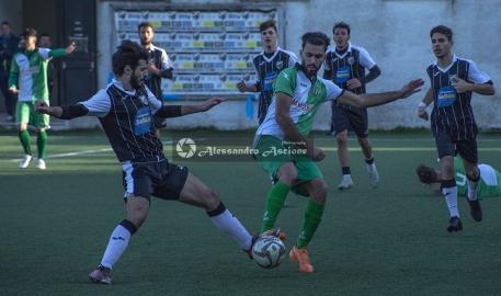 Campionato Eccellenza Girone A. Barano - Real Forio 0 - 2 foto Alessandro Ascione DSC_5218