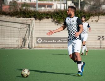 Campionato Eccellenza Girone A. Barano - Giugliano 1 - 4 foto Alessandro Ascione 065