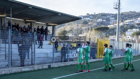 Campionato Eccellenza Girone A. Barano - Real Forio 0 - 2 foto Alessandro Ascione DSC_5315