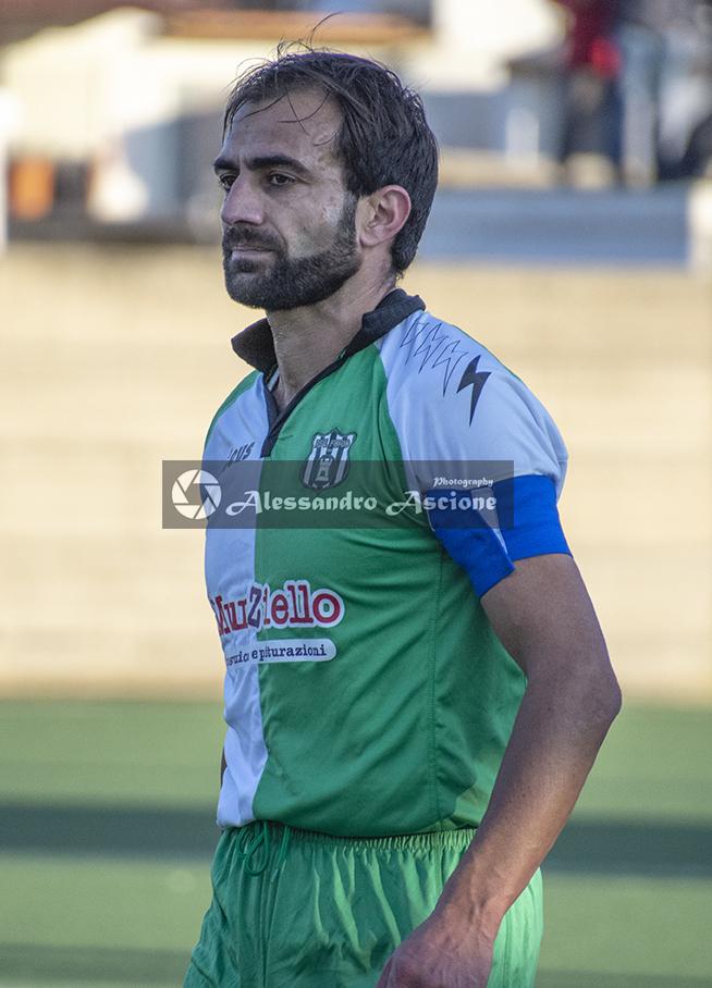 Campionato Eccellenza Girone A. Barano - Real Forio 0 - 2 foto Alessandro Ascione DSC_5221