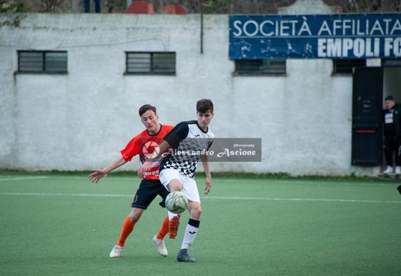 Campionato Eccellenza Girone A. Barano - Giugliano 1 - 4 foto Alessandro Ascione 195