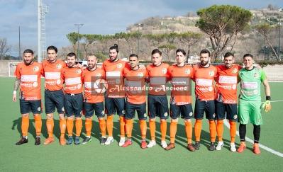 Campionato Eccellenza Girone A. Barano - Giugliano 1 - 4 foto Alessandro Ascione 009