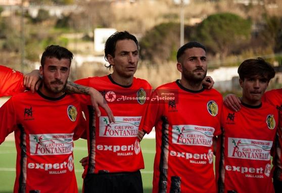 Campionato Eccellenza Girone A. Barano - Giugliano 1 - 4 foto Alessandro Ascione 224