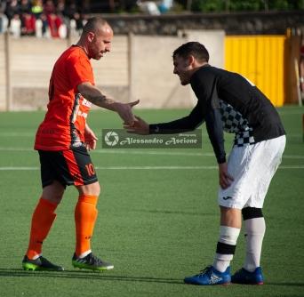 Campionato Eccellenza Girone A. Barano - Giugliano 1 - 4 foto Alessandro Ascione 122