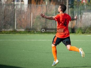 Campionato Eccellenza Girone A. Barano - Giugliano 1 - 4 foto Alessandro Ascione 073