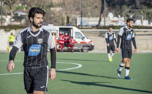 Campionato Eccellenza Girone A. Barano - Real Forio 0 - 2 foto Alessandro Ascione DSC_5055