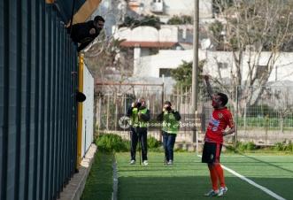 Campionato Eccellenza Girone A. Barano - Giugliano 1 - 4 foto Alessandro Ascione 076