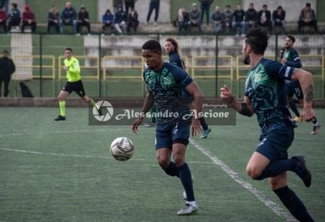 Real Forio vs Afro-Napoli United Campionato Eccellenza girone A foto di Alessandro Ascione 045