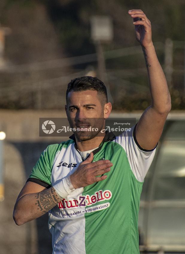 Campionato Eccellenza Girone A. Barano - Real Forio 0 - 2 foto Alessandro Ascione DSC_5300
