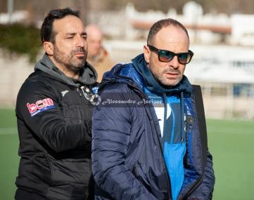Campionato Eccellenza Girone A. Barano - Giugliano 1 - 4 foto Alessandro Ascione 101