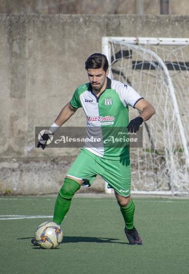 Campionato Eccellenza Girone A. Barano - Real Forio 0 - 2 foto Alessandro Ascione DSC_4851