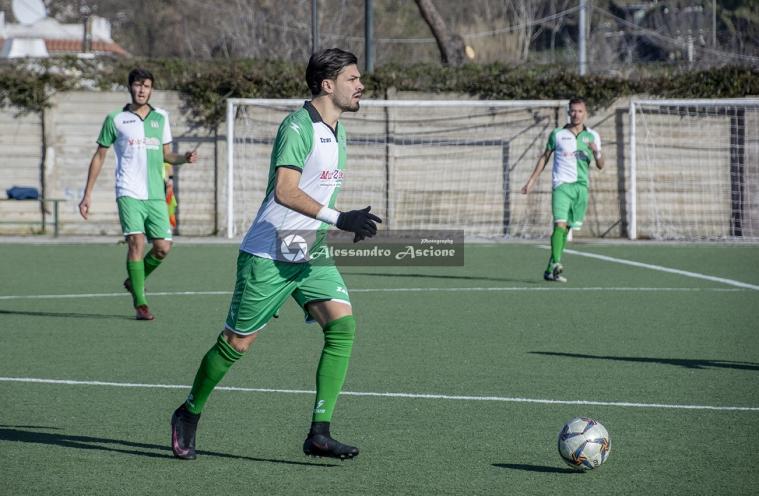 Campionato Eccellenza Girone A. Barano - Real Forio 0 - 2 foto Alessandro Ascione DSC_4801