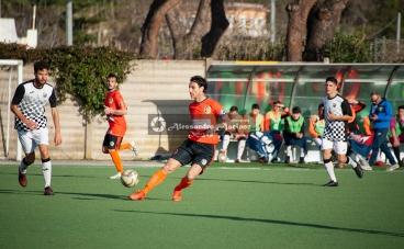 Campionato Eccellenza Girone A. Barano - Giugliano 1 - 4 foto Alessandro Ascione 149