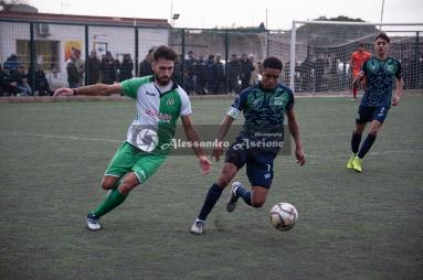 Real Forio vs Afro-Napoli United Campionato Eccellenza girone A foto di Alessandro Ascione 060