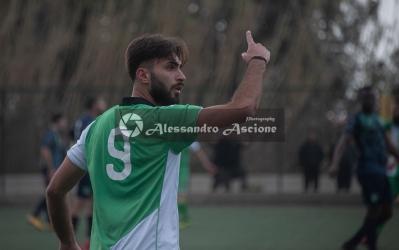Real Forio vs Afro-Napoli United Campionato Eccellenza girone A foto di Alessandro Ascione 066
