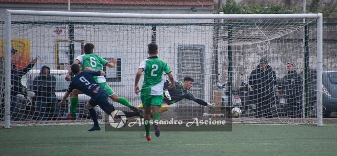 Real Forio vs Afro-Napoli United Campionato Eccellenza girone A foto di Alessandro Ascione 053