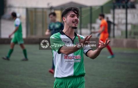 Real Forio vs Afro-Napoli United Campionato Eccellenza girone A foto di Alessandro Ascione 050