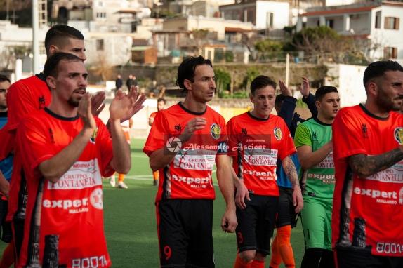 Campionato Eccellenza Girone A. Barano - Giugliano 1 - 4 foto Alessandro Ascione 214